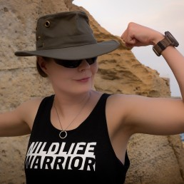 Wildlife Warrior Tank Top